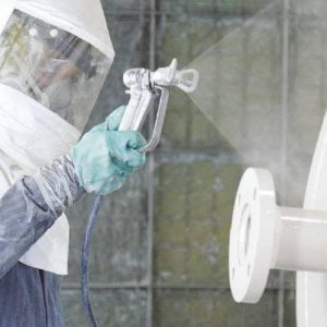 airless spraying